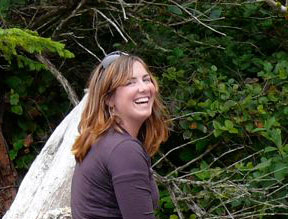 Erin Paul - Pacific Northwest Expeditions Sea Kayak Guide