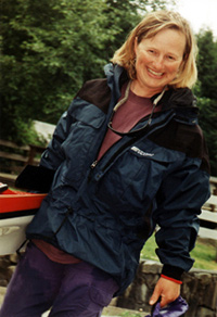 Gillian Butler - Owner Pacific Northwest Expeditions